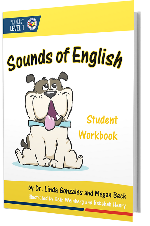 P1 Sounds of English | Student Workbook