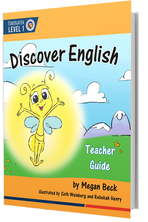 K1 Discover English | Teacher Guide