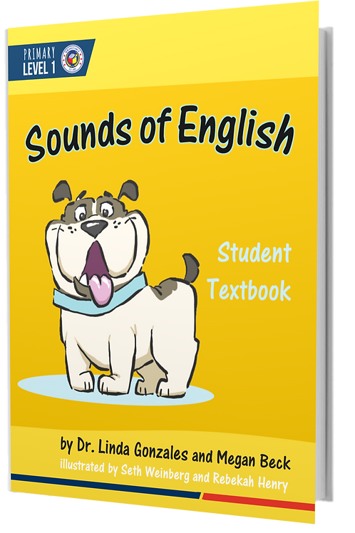 P1 Sounds of English | Student Textbook