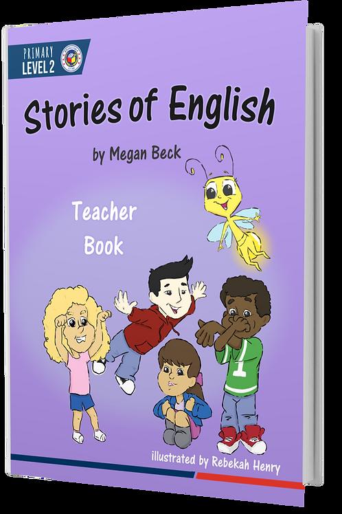 P2 Stories of English | Teacher Textbook