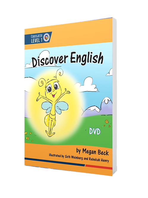 K1 Discover English | DVD