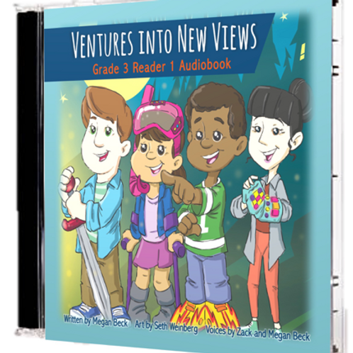 Ventures into New Views | Audio Book