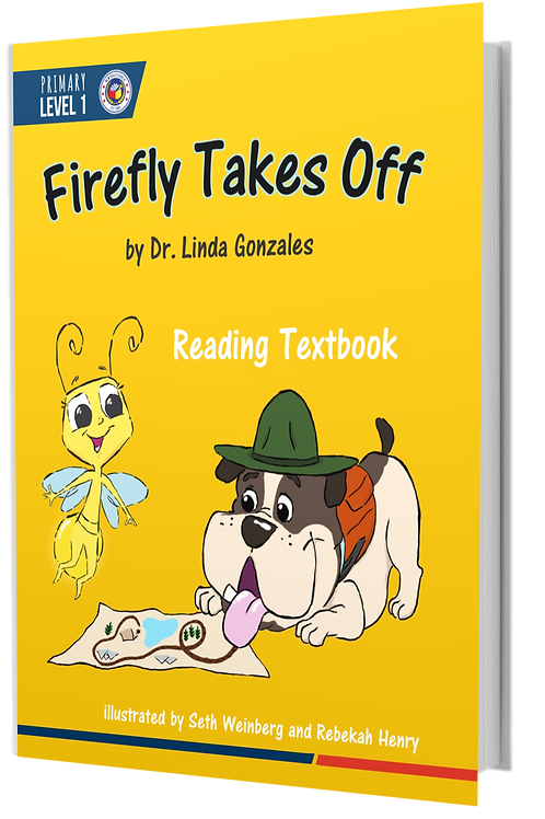 P1 Firefly Takes Off | Teacher Book