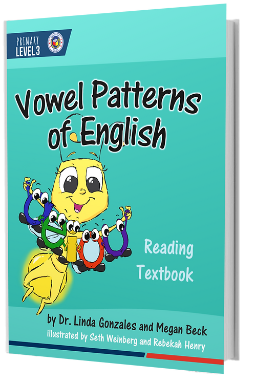 P3 Vowel Patterns of English | Reading Textbook