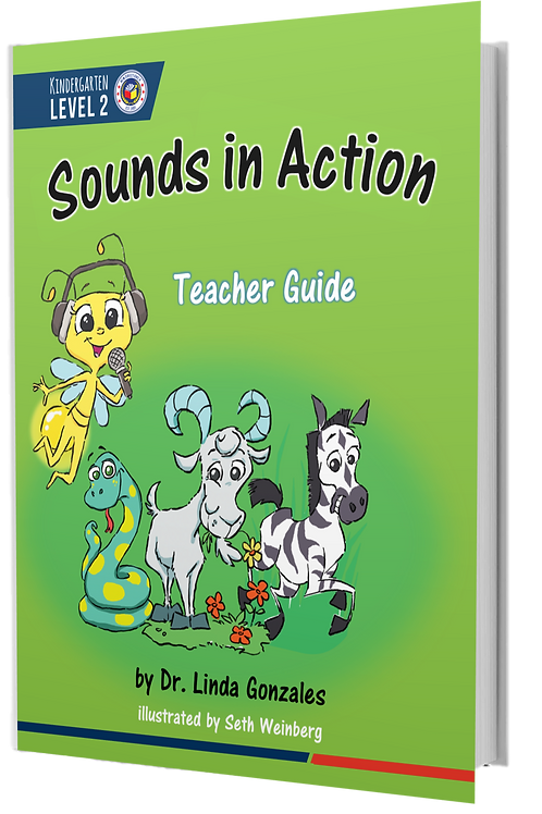 K2 Sounds in Action | Teacher Guide