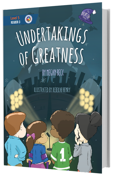 The Dream Cap Series | Undertakings of Greatness