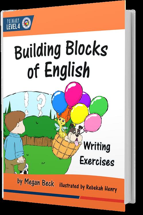 P4 Building Blocks of English | Student Workbook