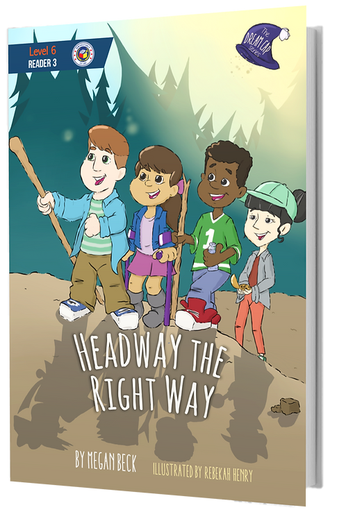 The Dream Cap Series | Headway the Right Way