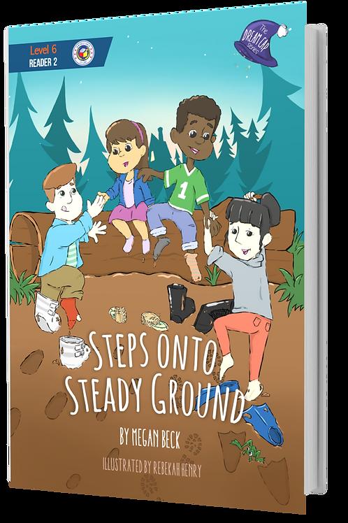 The Dream Cap Series | Steps onto Steady Ground