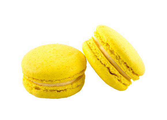 Saffron, Pistachio & Date macaroons