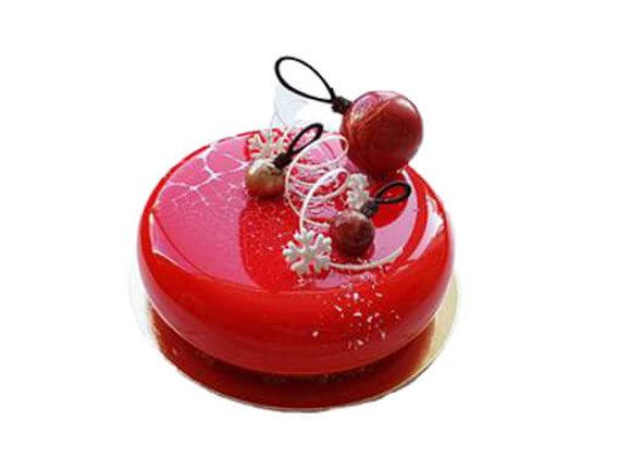Cherry Lips Cake