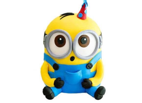 Kids Cake Mini Bob