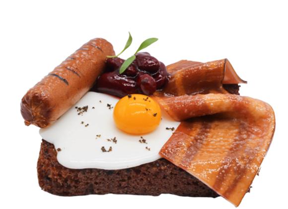 big breakfast dessert
