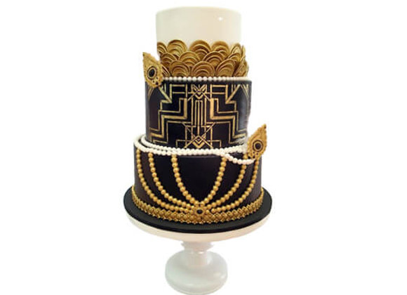 Wedding Cake Gatsby