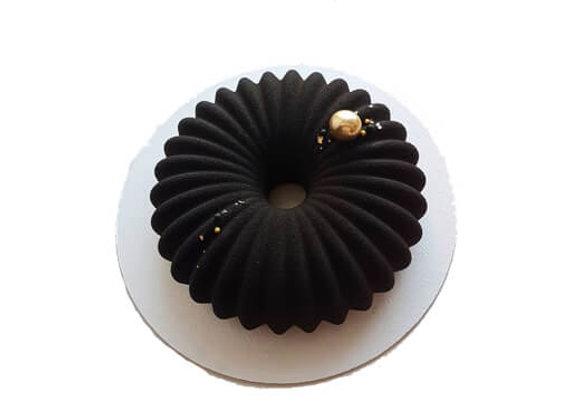 Chocolate Starfish 3D Cake