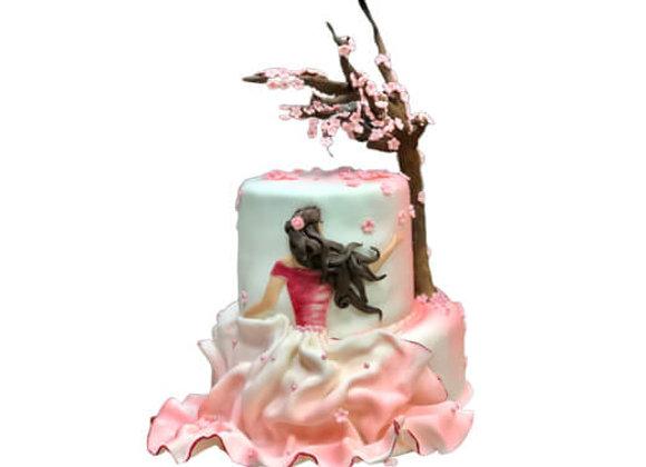 Kids Cake - Princess