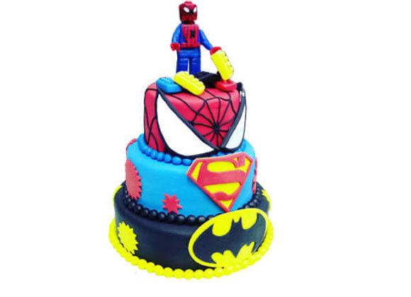 Kids Cake Heroes