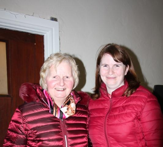 Helen & Marianne Kelly