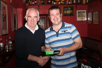 Maurice O'Connor ( Captain 2016 ) & Denis Noonan ( Captain 2015 )