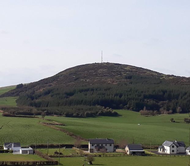 View of Knockfierna