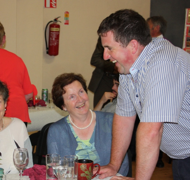 Eileen, Mry Carroll & Fiachra