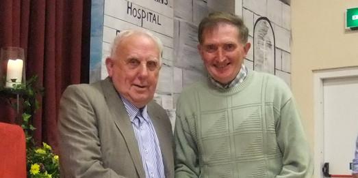 Mick Houlihan & Martin Carroll