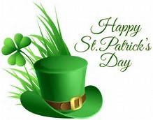 Happy St. Patrick's Day: