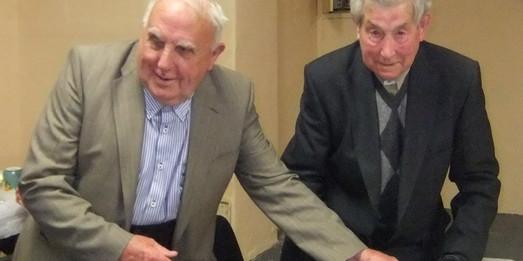 Mick & Jim Enright