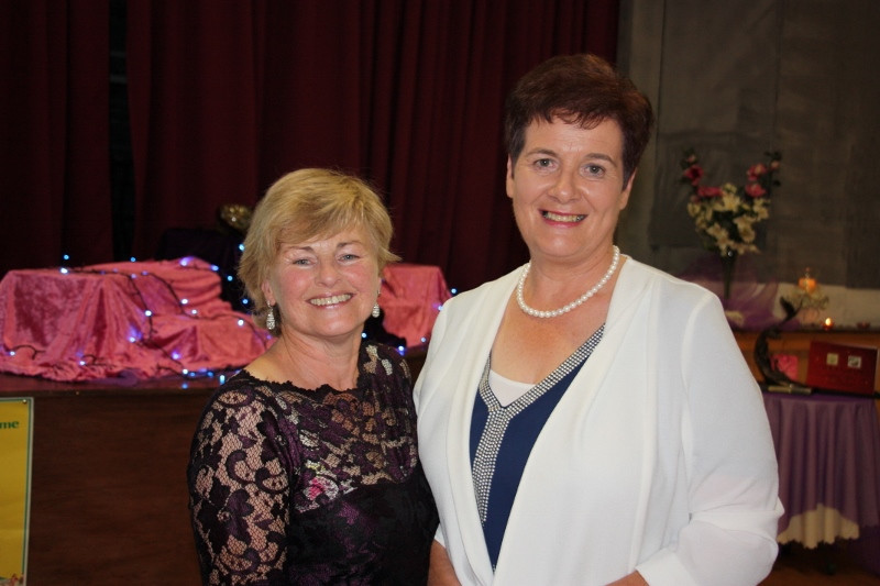 Mary O'Regan & Marian Noonan