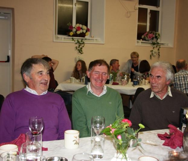 Jim, Martin, Patjoe
