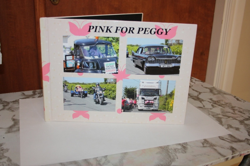 Pink for Peggy Photo Book