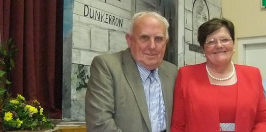 Mick   Brid O'Gorman