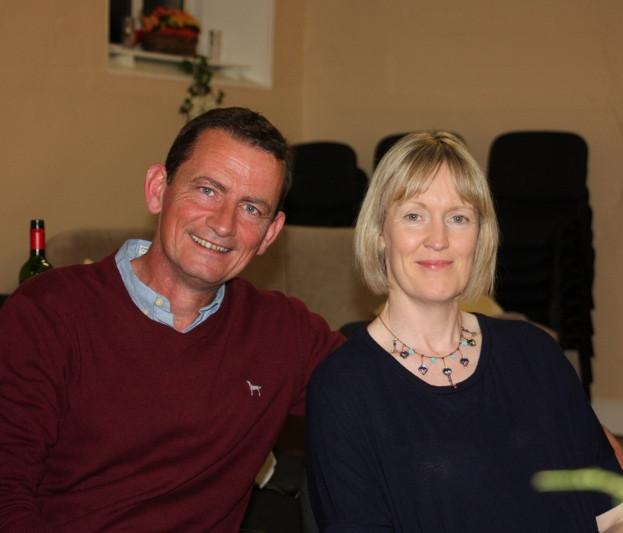 Liam & Mary Houlihan