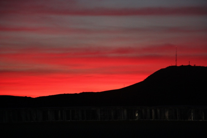 ' Red Sky at Night '