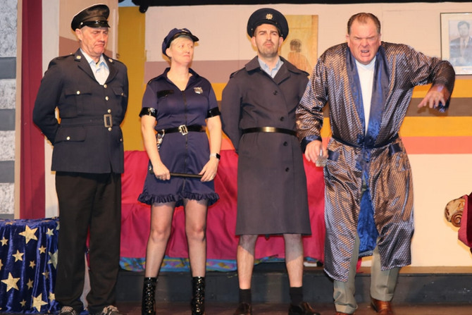 Successful 1st Weekend - Granagh Players.