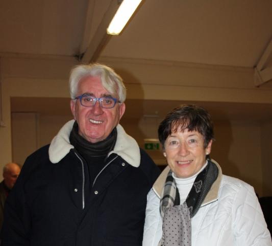 Fr. Tim & Eileen Noonan