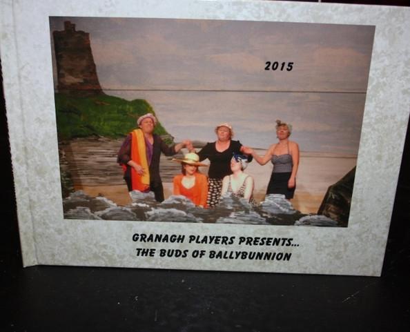 ' The Buds of Ballybunion' Photo Book