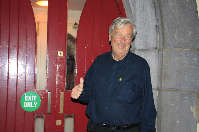 Fr. Dan Lane Retires: