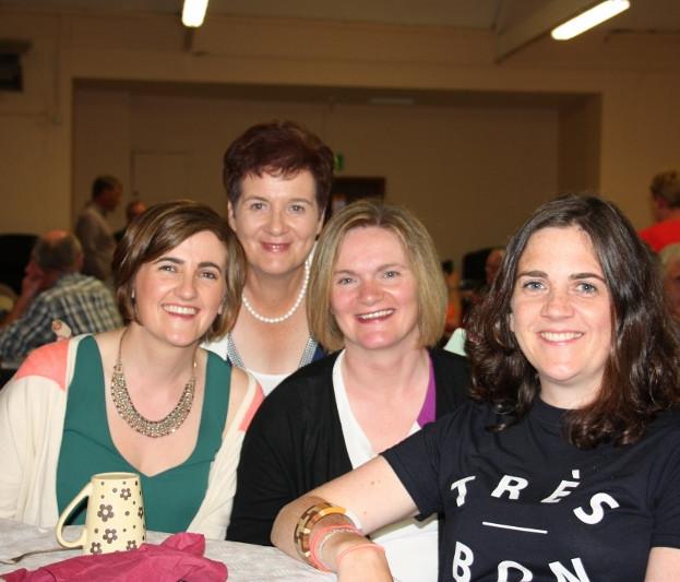 Ciara, Marian, Mary & Muirne
