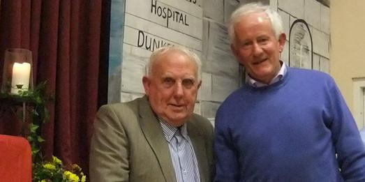 M. Houlihan & Pat O'Rourke