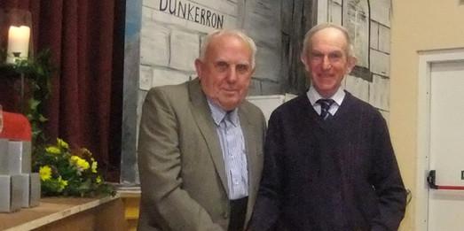 Mick &Jim  Kelly.