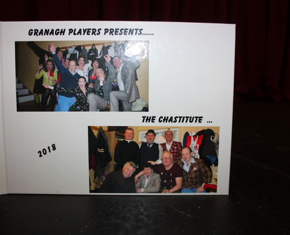 'The Chastitute' Photo Bk