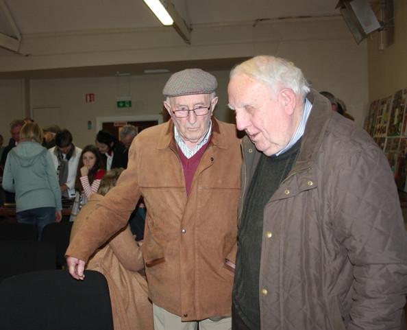 John Murphy & Mick Houlihan
