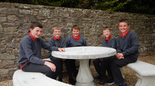 6th CLASS PUPILS MOVE ON: