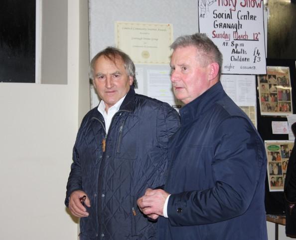 Billy O'Connor & John Lynch