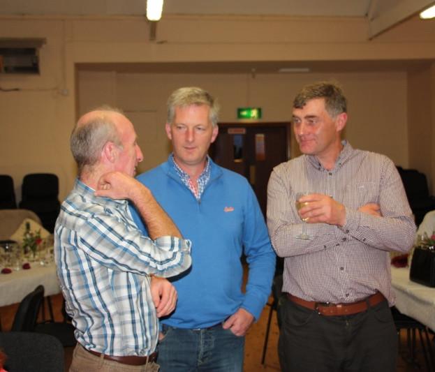 Seamus, John & John