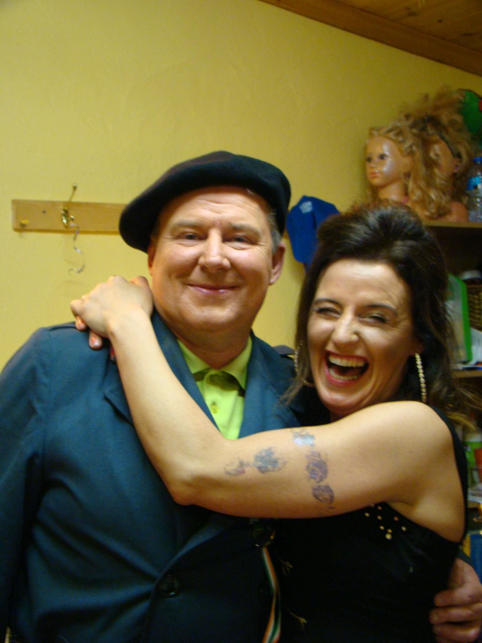JOhn English & Marylee