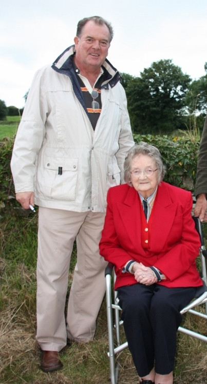 HAPPY 97th BIRTHDAY  MAIREAD: