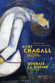 Artechnic Roubaix piscine Chagall museographie