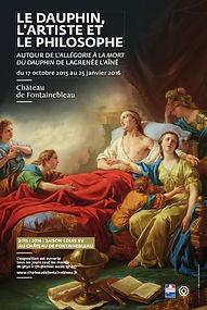 Artechnic Fontainebleau eclairage muséographique Lagrenée